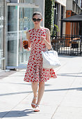 Emmy Rossum is seen on July 20 2015 in Los Angeles California