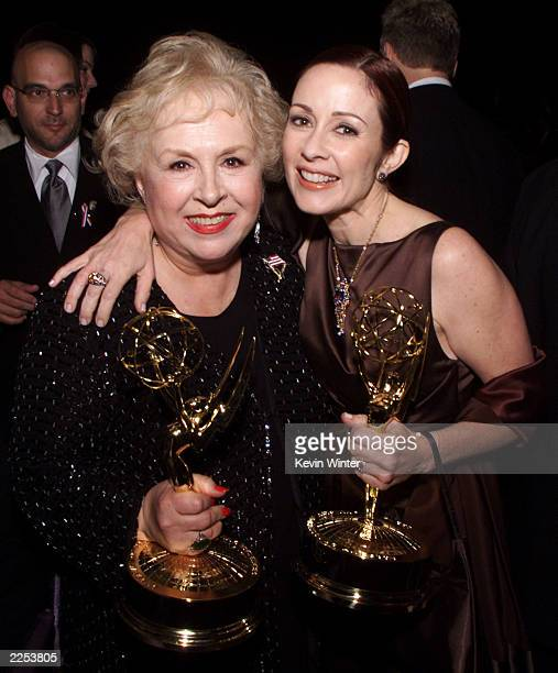Emmy winner as Outstanding Supporting Actress in a Comedy Series and Emmy winner Patricia Heaton Outstanding Actress in a Comedy Series and costars...