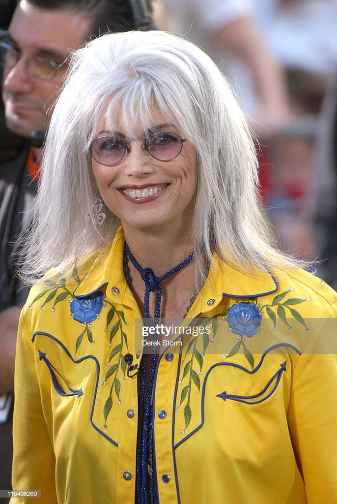 """Elvis Costello and Emmylou Harris Perform on the 2005 """"Today"""" Show Summer"""