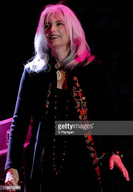 Emmylou Harris during The 34th Annual Telluride Bluegrass Festival Day 2 Sam Bush and The Sam Bush Band featuring Emmylou Harris at Town Park in...