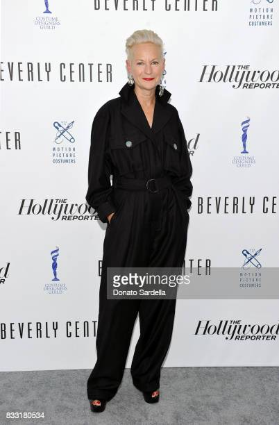 Emmynominated 'Feud Bette and Joan' costume designer Lou Eyrich attends Beverly Center and The Hollywood Reporter's Candidly Costume event at Beverly...
