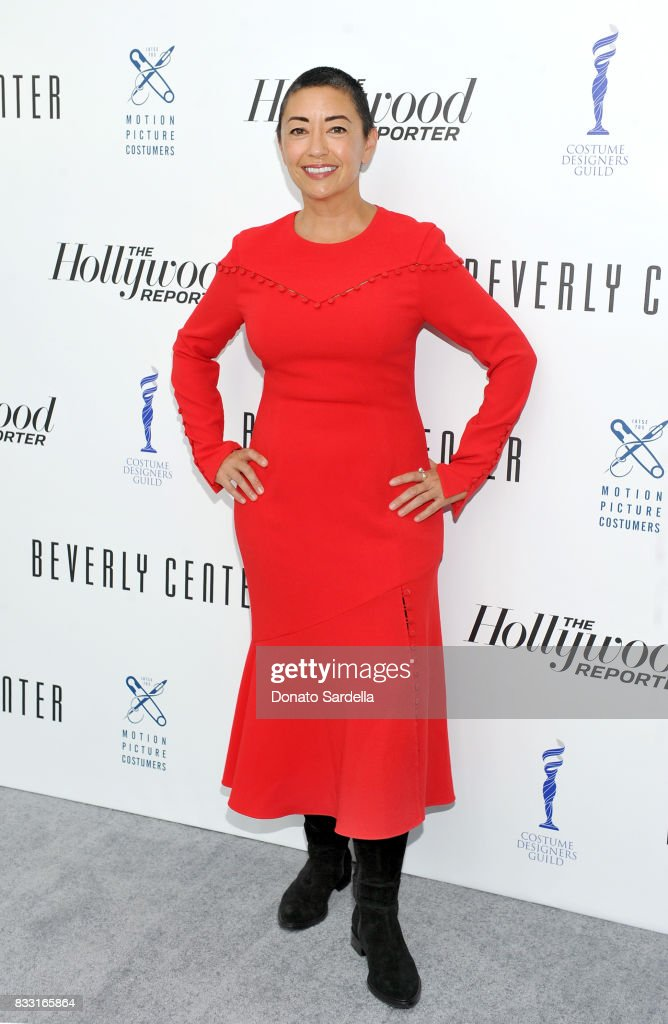 Emmy-nominated 'The Handmaid's Tale' costume designer, Ane Crabtree attends Beverly Center and The Hollywood Reporter's Candidly Costume event at Beverly Center on August 16, 2017 in Los Angeles, California.