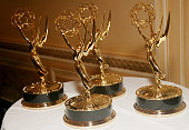 Emmys at the First Annual News Documentary Emmy Awards for Business Financial Reporting at a private club December 04 2003 in New York City