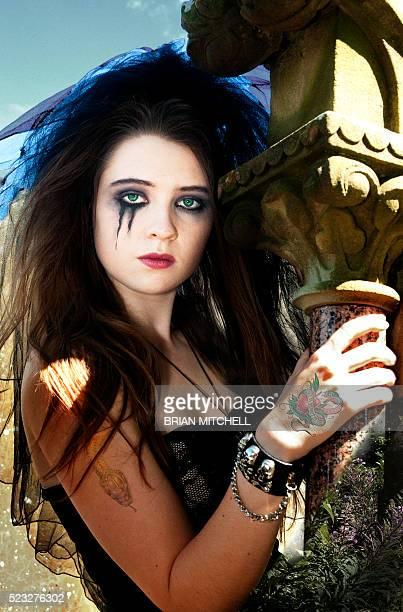 Emo Goth Girl
