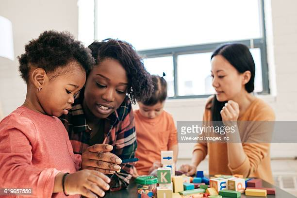 Emotional development and social activity