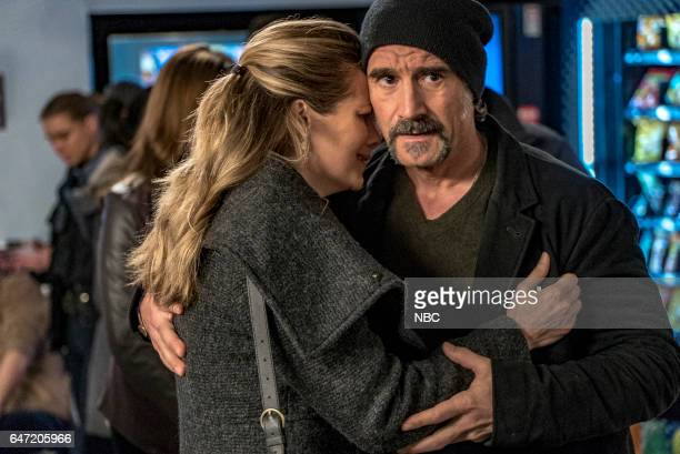 D 'Emotional Proximity' Episode 417 Pictured Melissa Carlson as Meredith Olinsky Elias Koteas as Alvin Olinsky