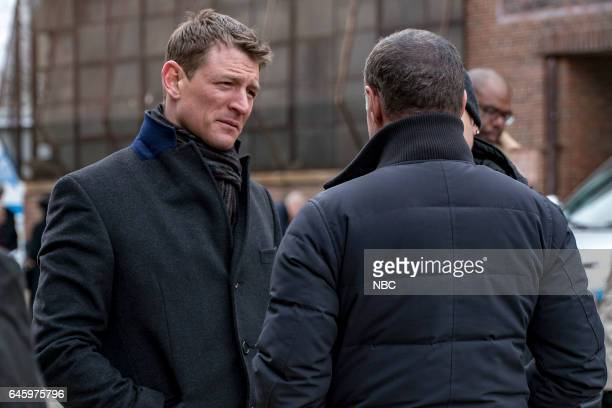 D 'Emotional Proximity' Episode 417 Pictured Philip Winchester as Peter Stone
