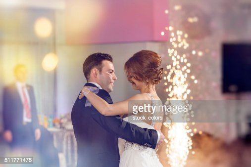 emotions at first dance