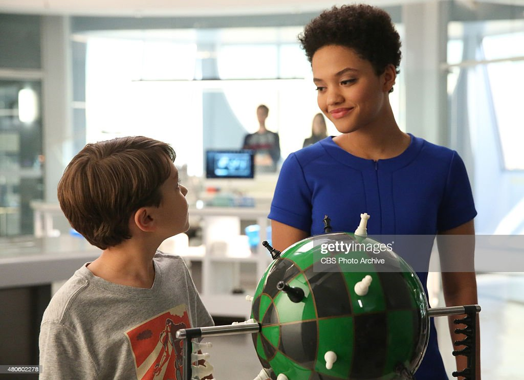 'Empathy for the Devil' -- Molly finally learns the frightening truth about what happened to her son. Also, Julie's decision to erase Ethan's memory has disturbing consequences, on EXTANT, Wednesday, July 15 (10:00-11:00 PM, ET/PT) on the CBS Television Network. Pictured Pierce Gagnon as Ethan Woods and Kiersey Clemons as Lucy