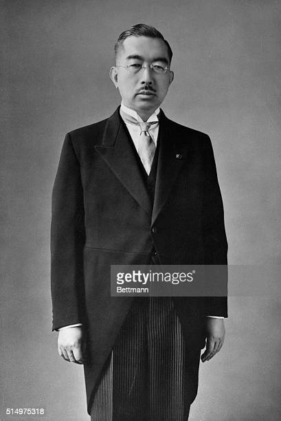 Emperor Hirohito of Japan