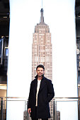Empire State Building To Host Actor Daniel Gillies In...