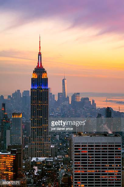 Empire State Building, New York City, America