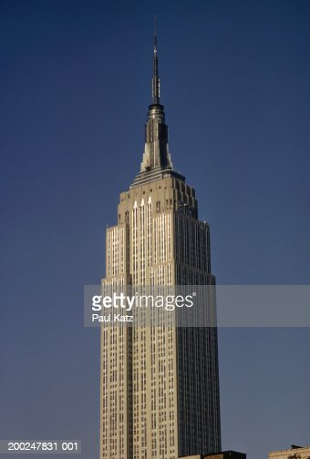 Empire State Building, New York, NY, USA : Stock Photo