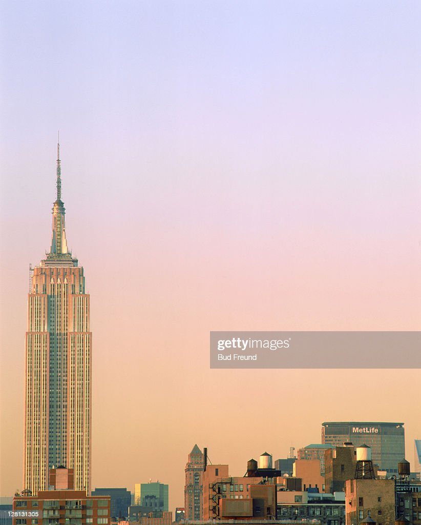 Empire State Building, NYC : Stock Photo