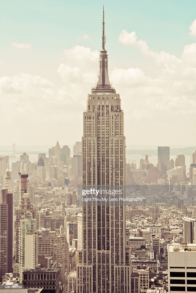 Empire State Building : Stock Photo