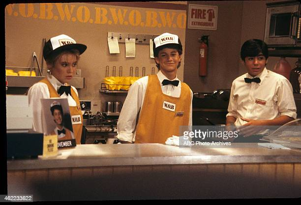 PAINS 'Employee of the Month' Airdate November 18 1986 LR OLIVIA D
