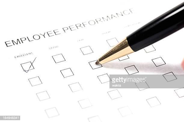 employee Performance rating