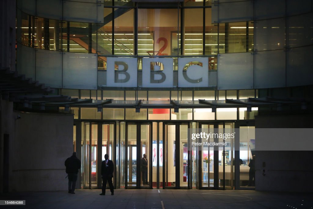 Employees arrive early for work at BBC Broadcasting House on October 24 2012 in London EnglandA BBC1 'Panorama' documentary has new allegations about...