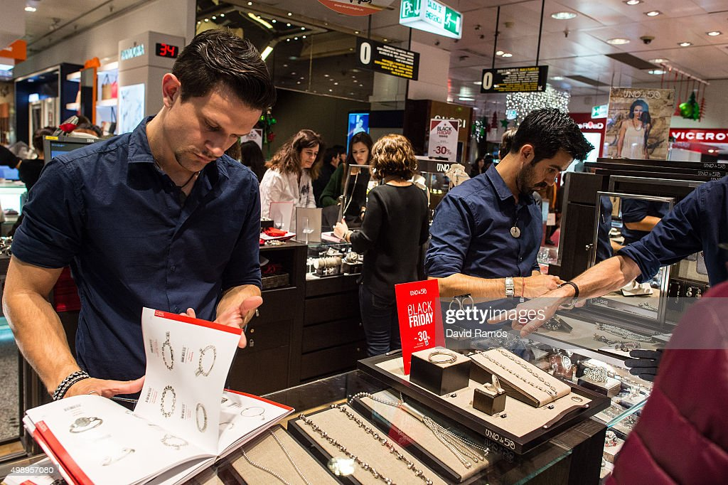 Best of news getty images - El corte ingles stores ...
