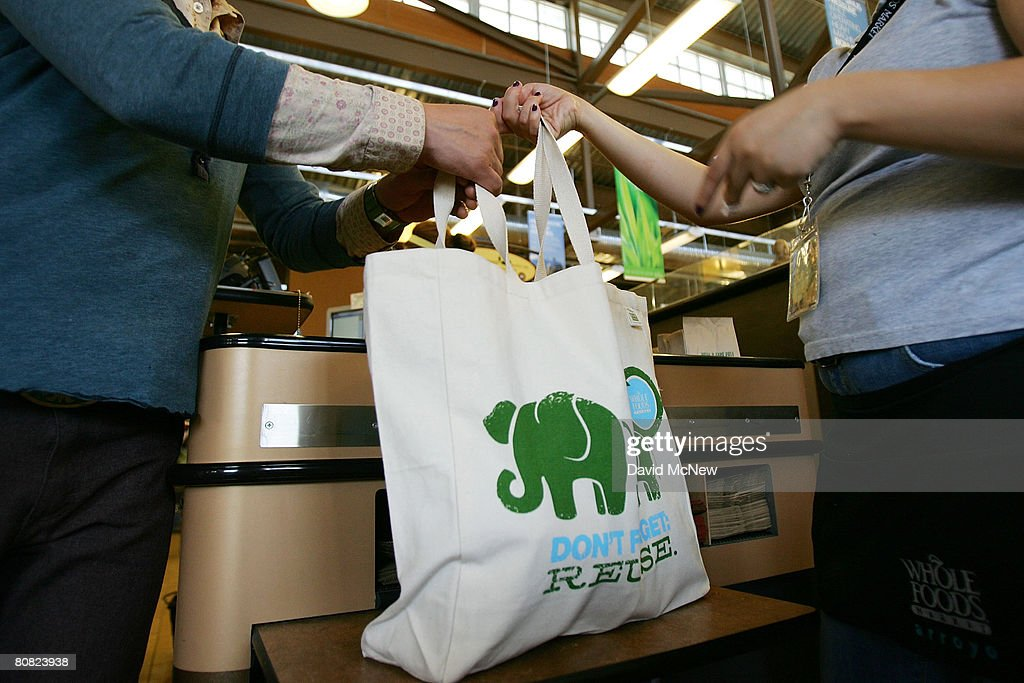 Whole Foods Bans Plastic Bags In All Of Its Stores Photos and ...