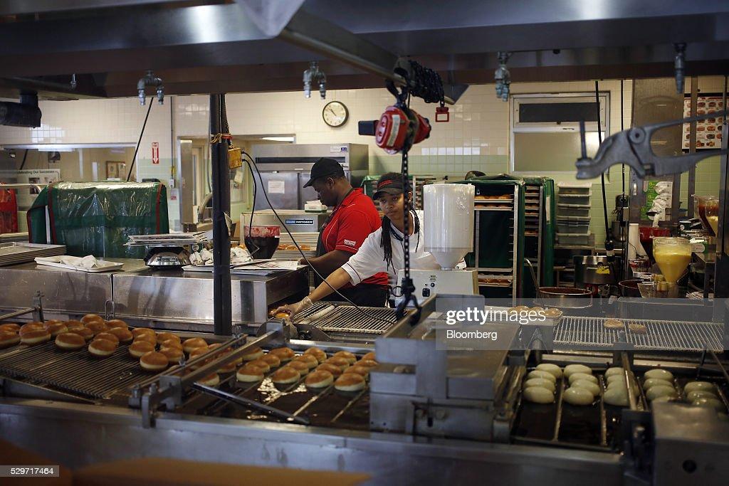 Krispy kreme inc