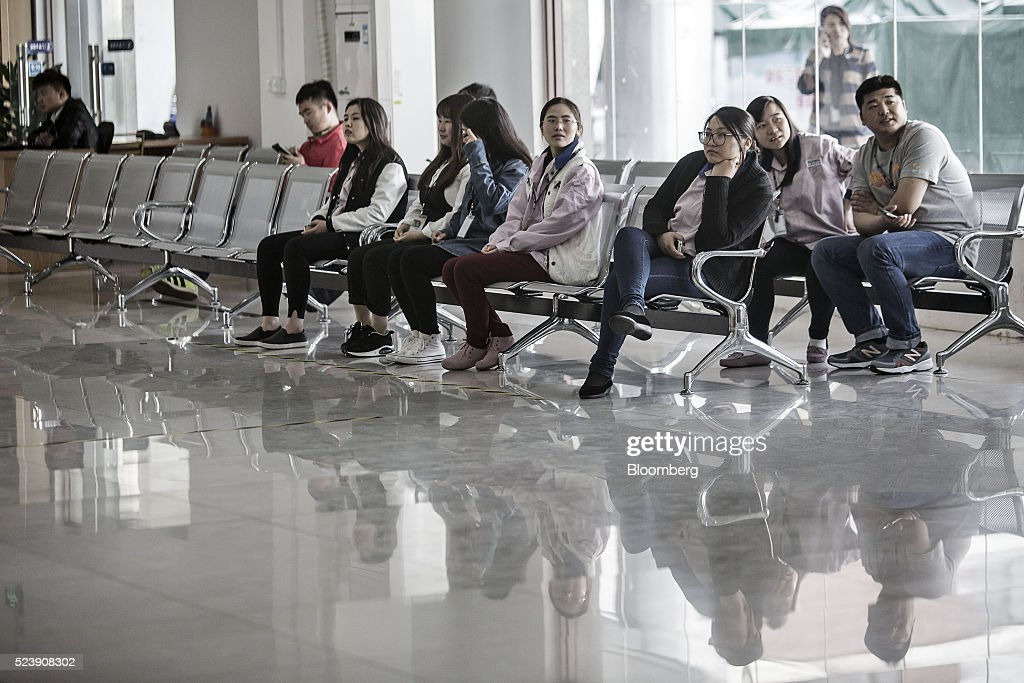 workers inside a pegatron corp factory in shanghai getty images. Black Bedroom Furniture Sets. Home Design Ideas