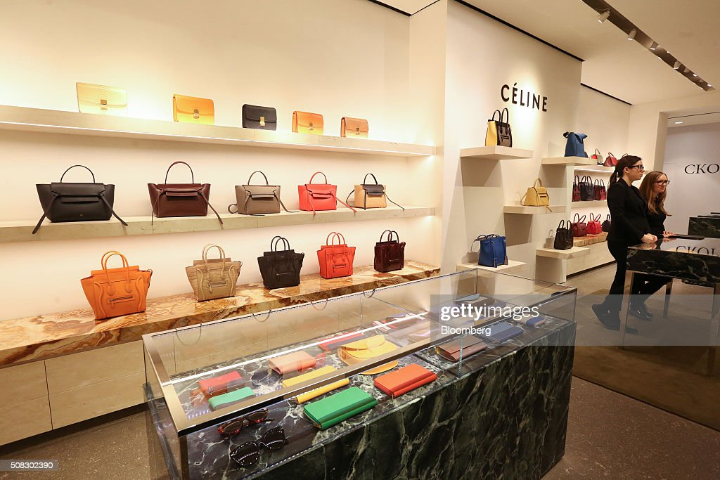 celine tote price - Luxury Retail In Russia | Getty Images