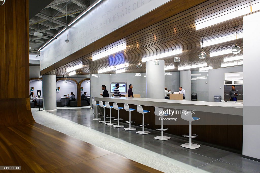 Inside Jpmorgan Chase Amp Co S New Technology Hub Getty