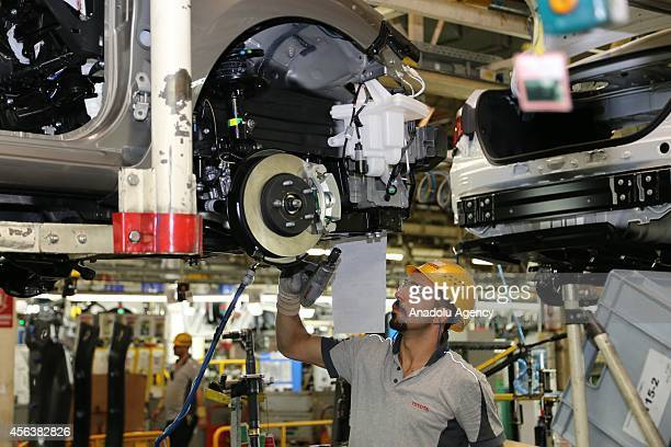 Auto Crane Parts Stock Photos And Pictures Getty Images