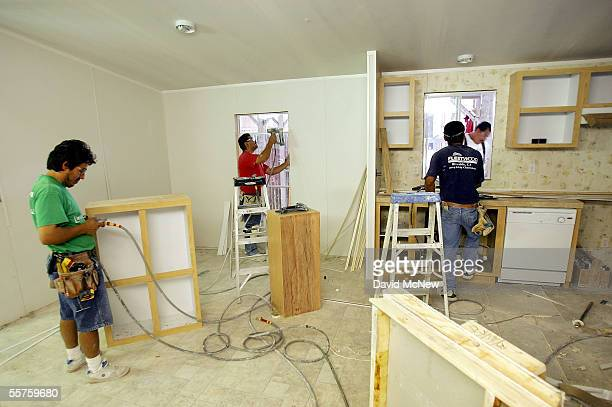 Fleetwood mobile homes stock photos and pictures getty for Intranet interior
