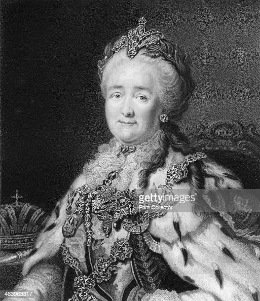 a biography of catherine ii an empress of russia Catherine ii empress of russia is not russian by birth: the small sophie-frederique of anhalt-zerbst was a part of the german nobility she was born in the village of.