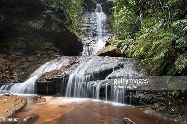 Empress Falls, valley of the waters