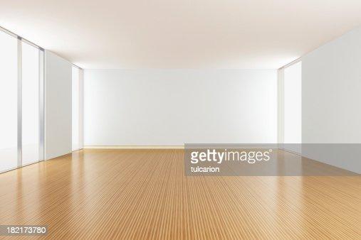 Appartamento vuoto soggiorno