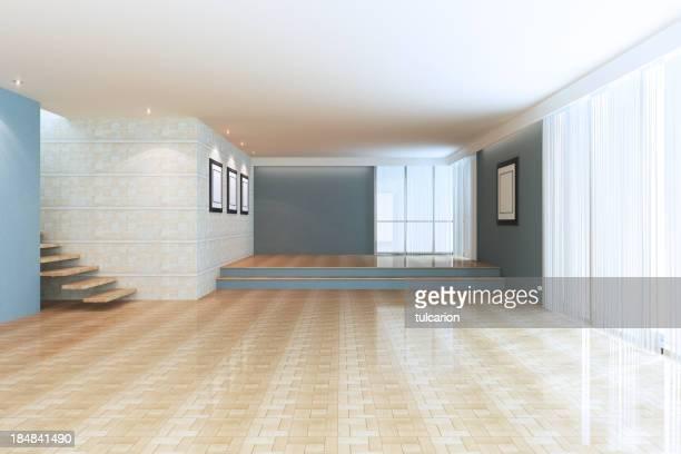 Leere Apartment