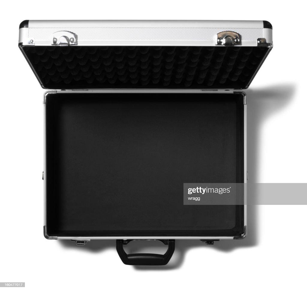 Empty Attache Case