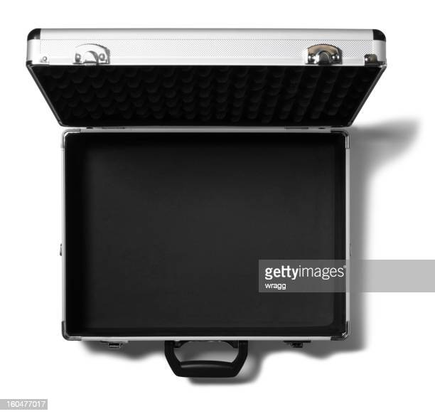 Empty Attache Case