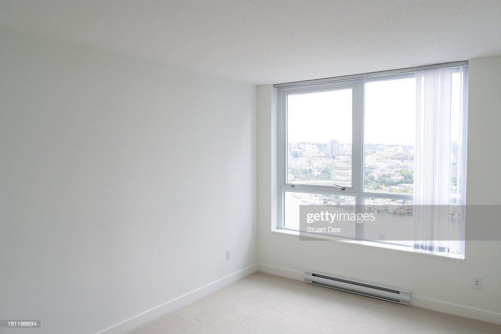 Empty Bedroom New Condo Apartment Stock Photo Getty Images