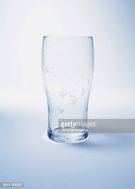 Empty Beer Glass