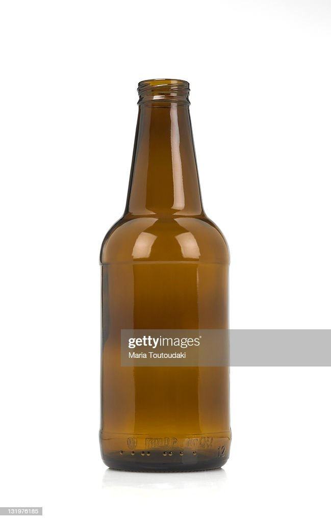 Empty bottle : Stock Photo