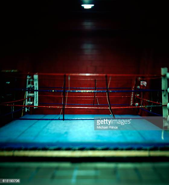 empty boxing gym - photo #37