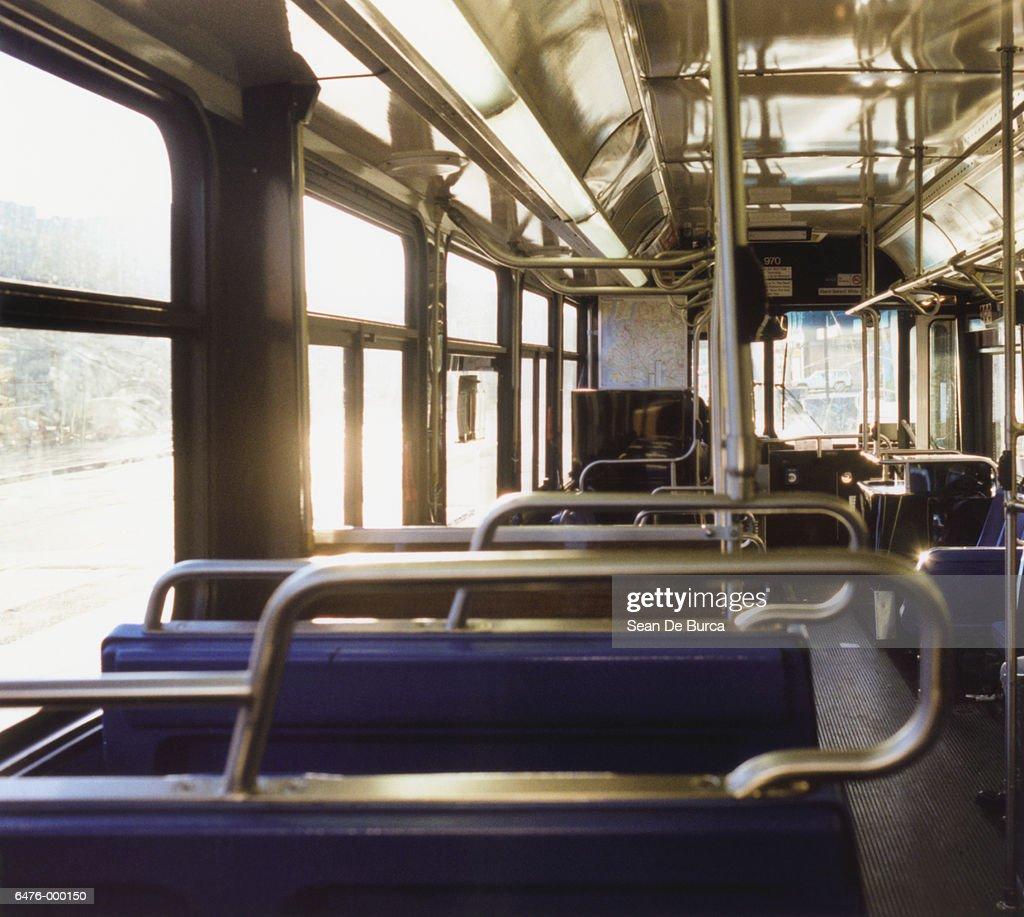Empty Bus