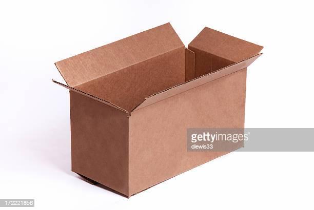 Vide Boîte en carton