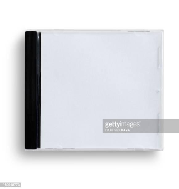 empty CD,DVD case