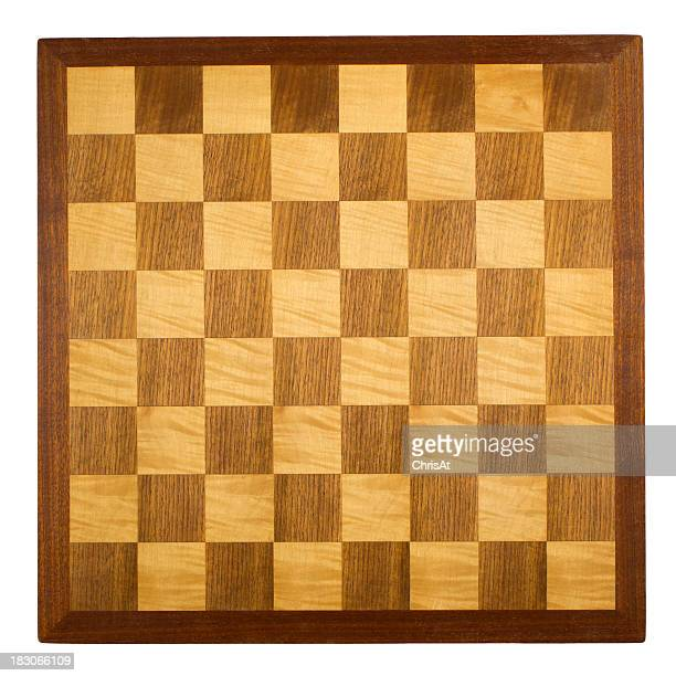 Empty chess board