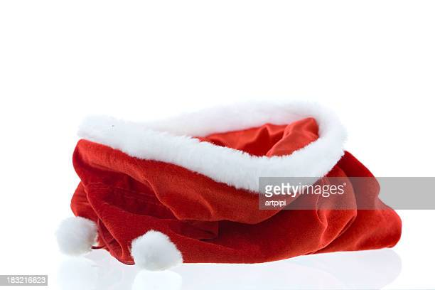 empty christmas bag