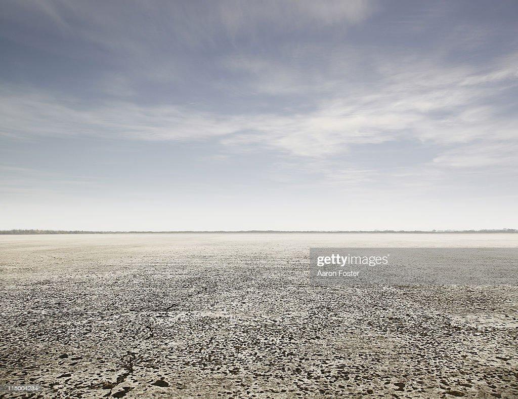 Empty concrete Background : Stock Photo