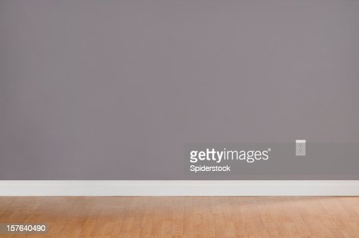 Empty Domestic Room