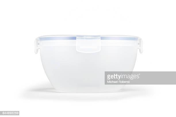 Empty Food Container