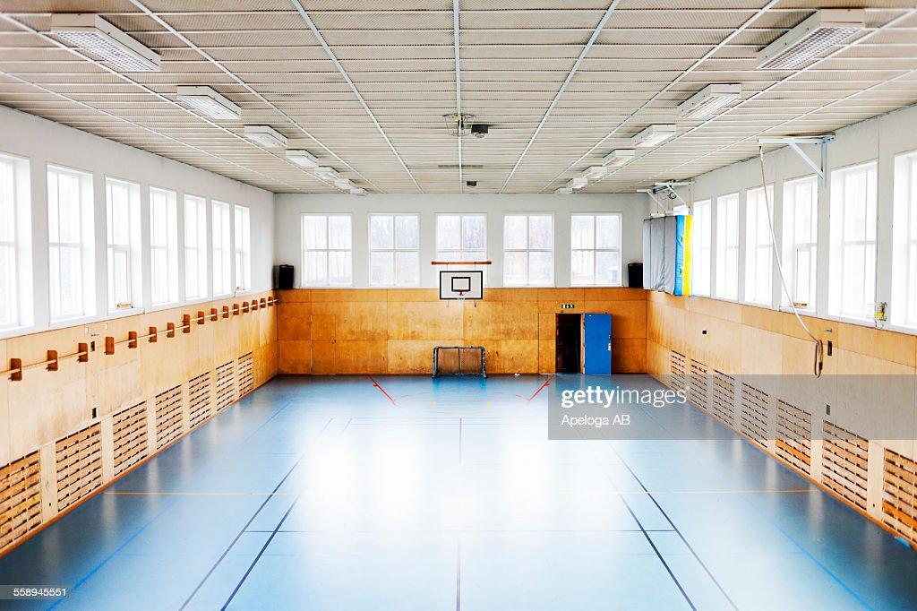 Empty Indoor Ba...