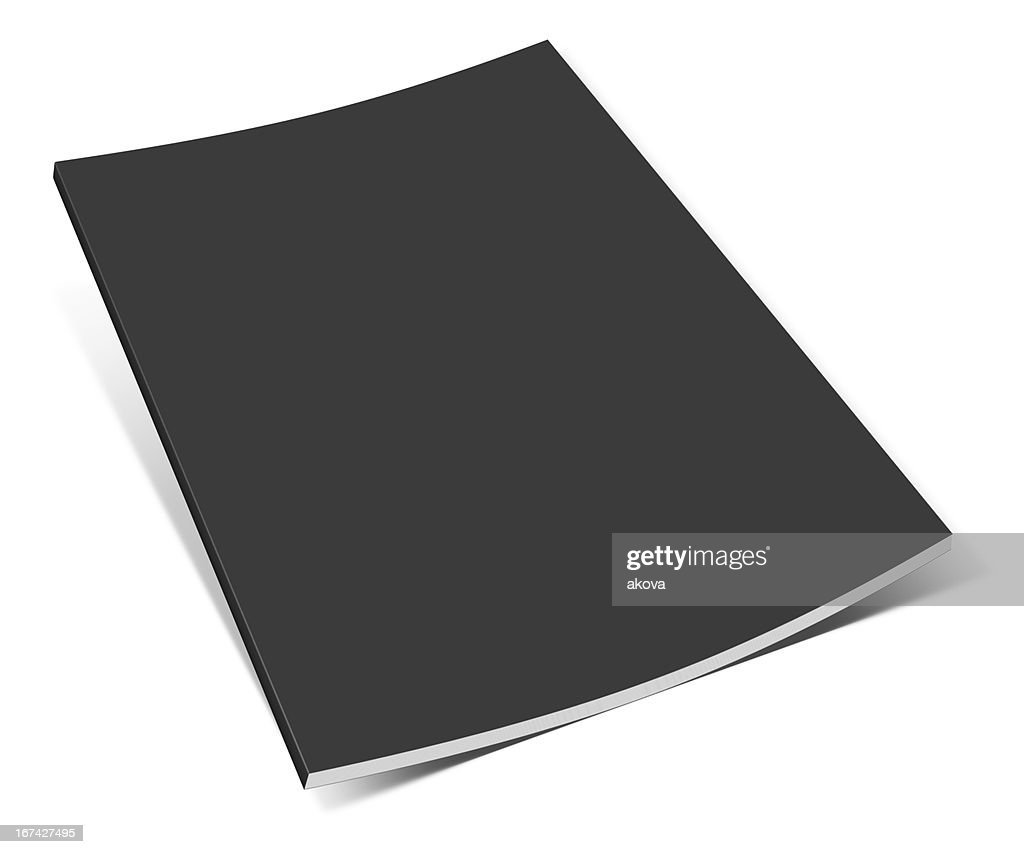 Empty magazine : Stock Photo